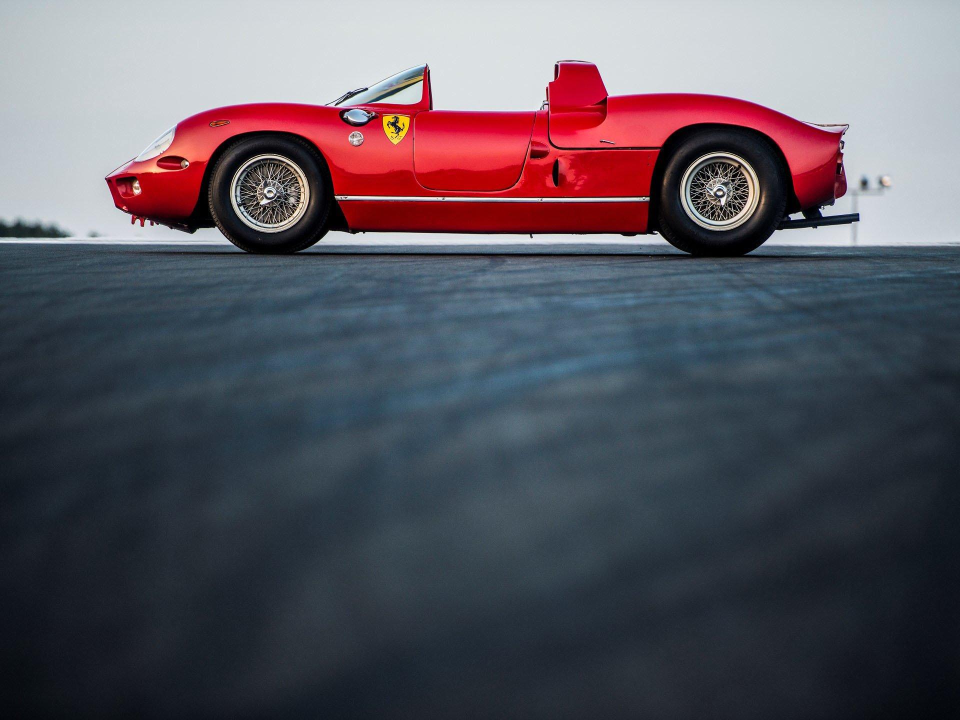 Ferrari 275 P auction (5)