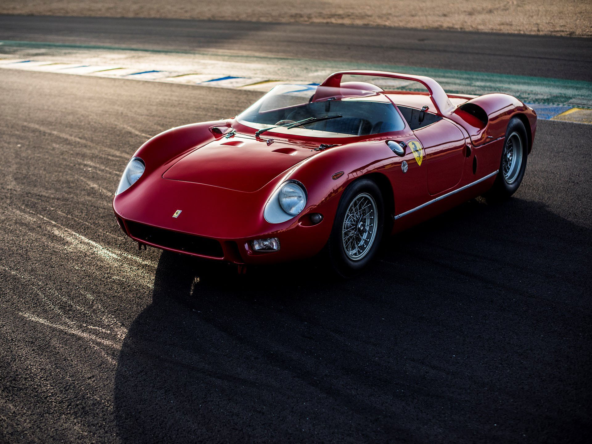 Ferrari 275 P auction (6)