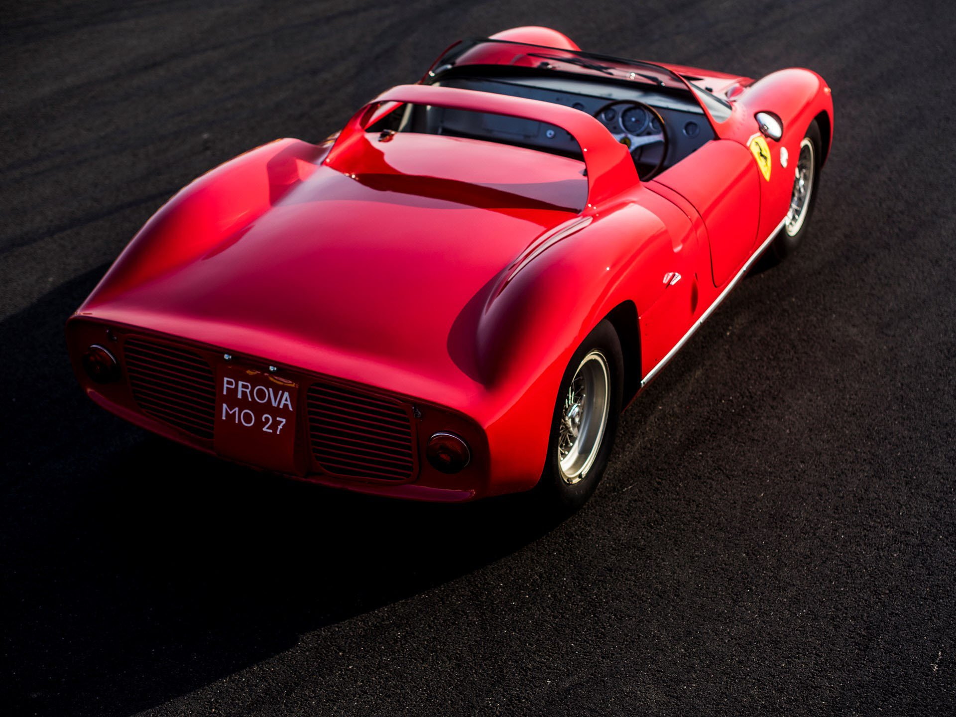 Ferrari 275 P auction (8)