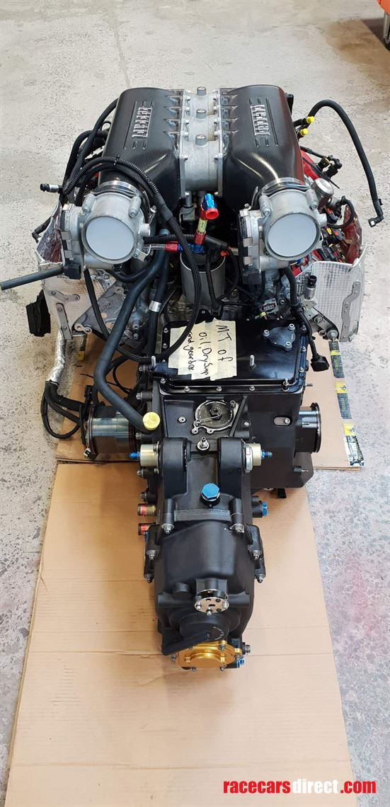 Ferrari 458 Italia GT3 engine for sale (2)