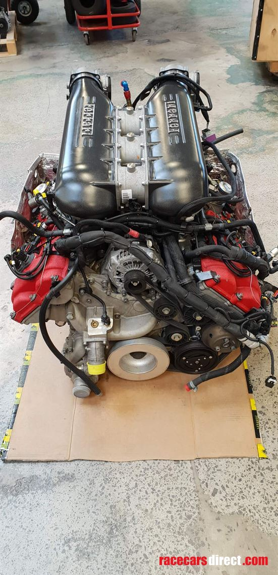 Ferrari 458 Italia GT3 engine for sale (3)