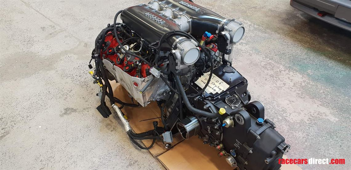 Ferrari 458 Italia GT3 engine for sale (4)