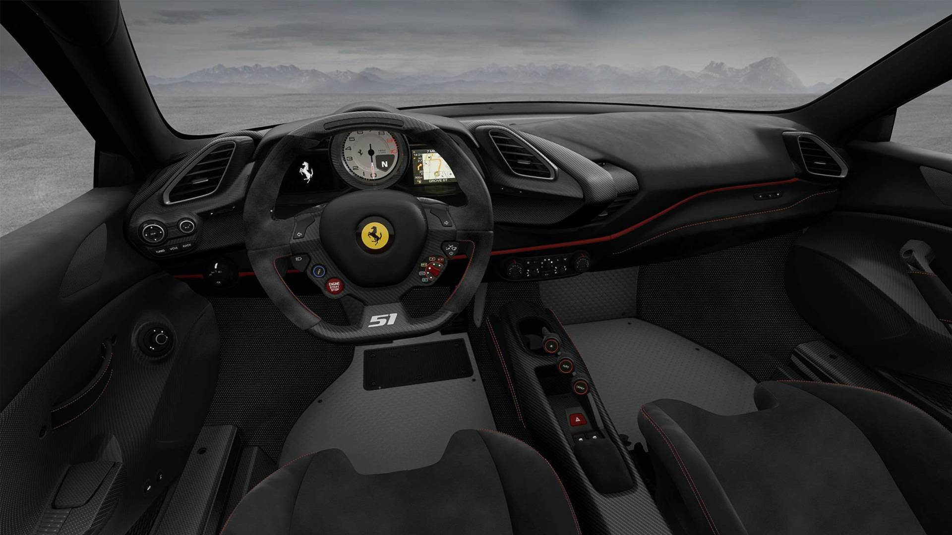 piloti-ferrari-interior-metal-floor