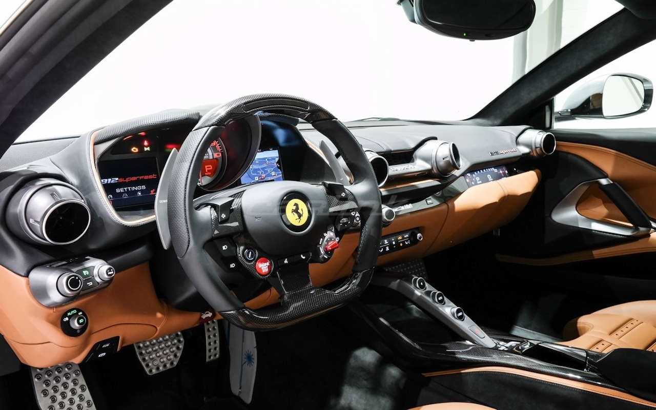 Ferrari 812 Superfast DJ Afrojack for sale (5)