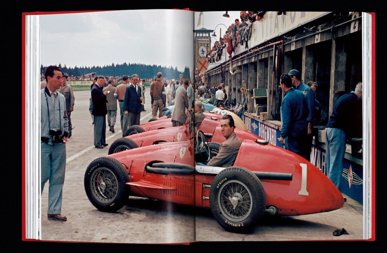 Ferrari book Taschen 13