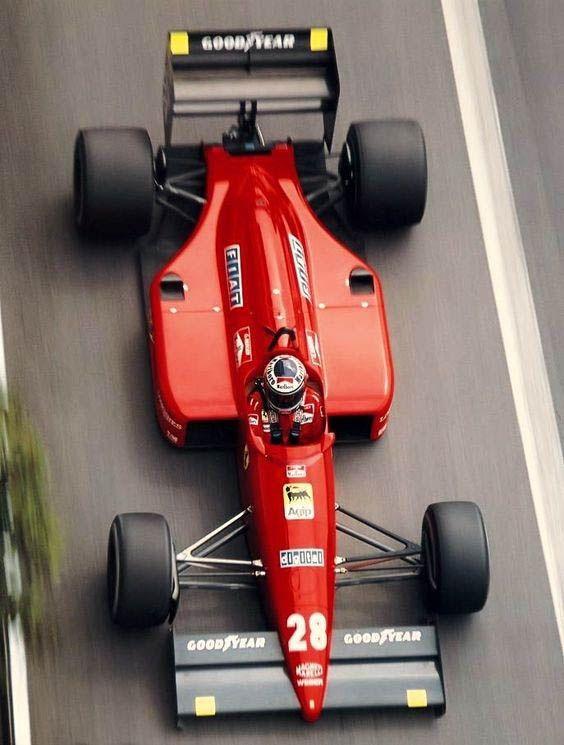 Ferrari-F1-87-A