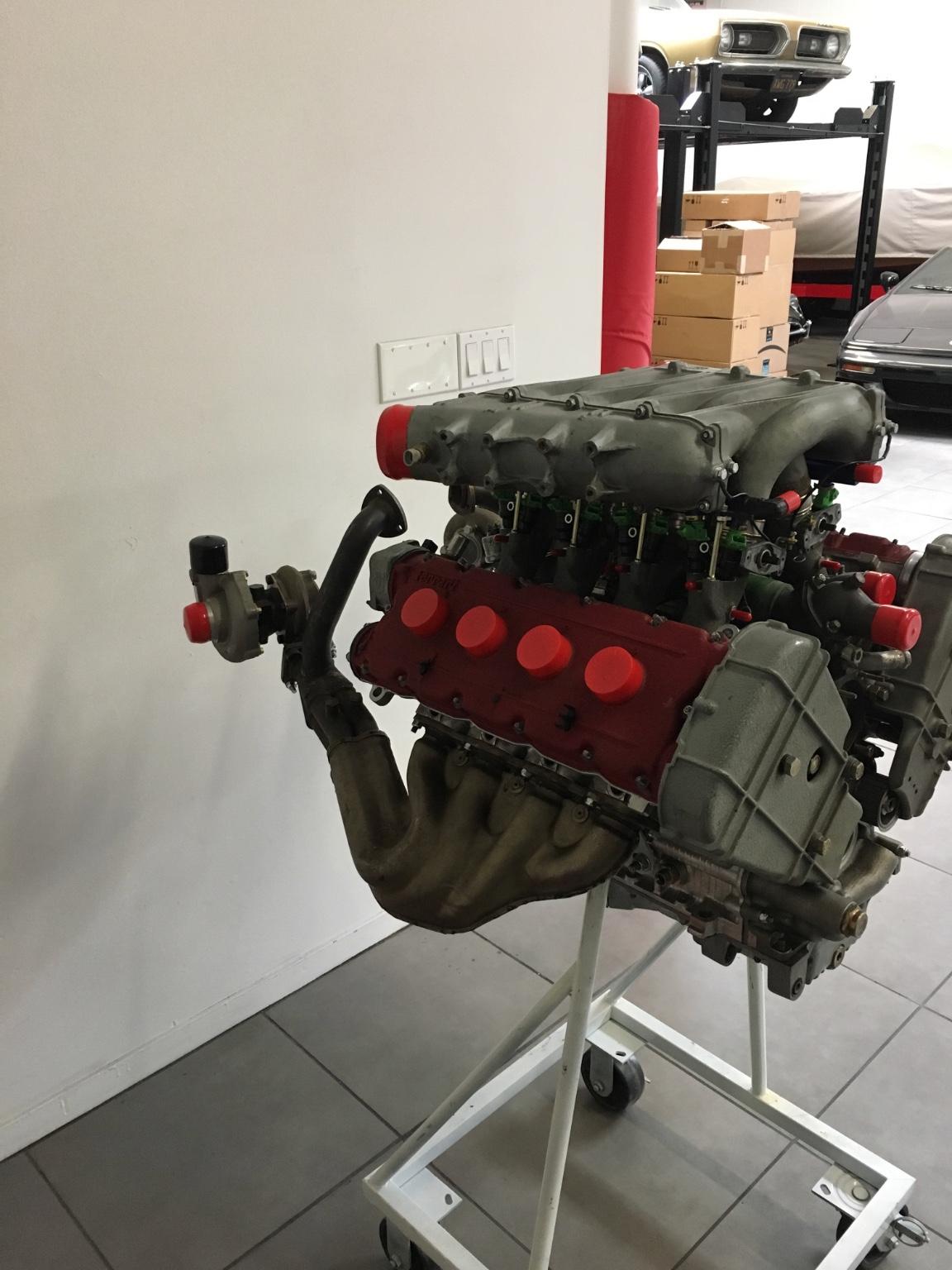 Ferrari F40 engine for sale (33)