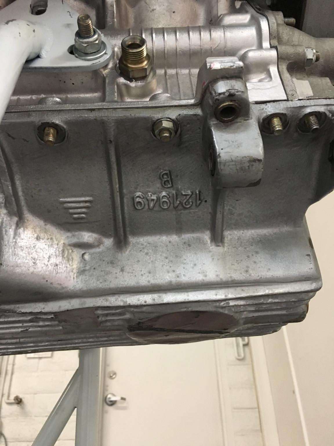 Ferrari F40 engine for sale (48)