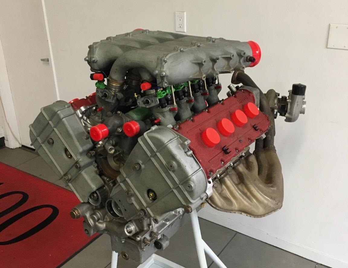Ferrari F40 engine for sale (5)