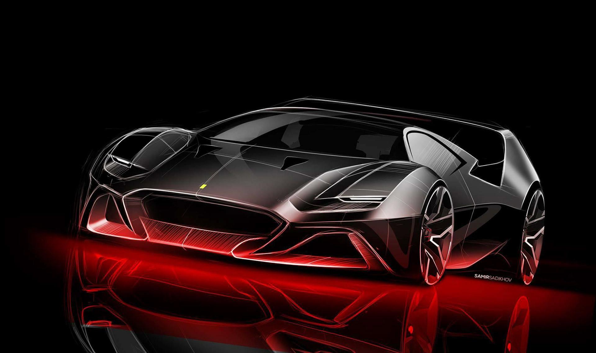 Ferrari F40 Tribute (11)