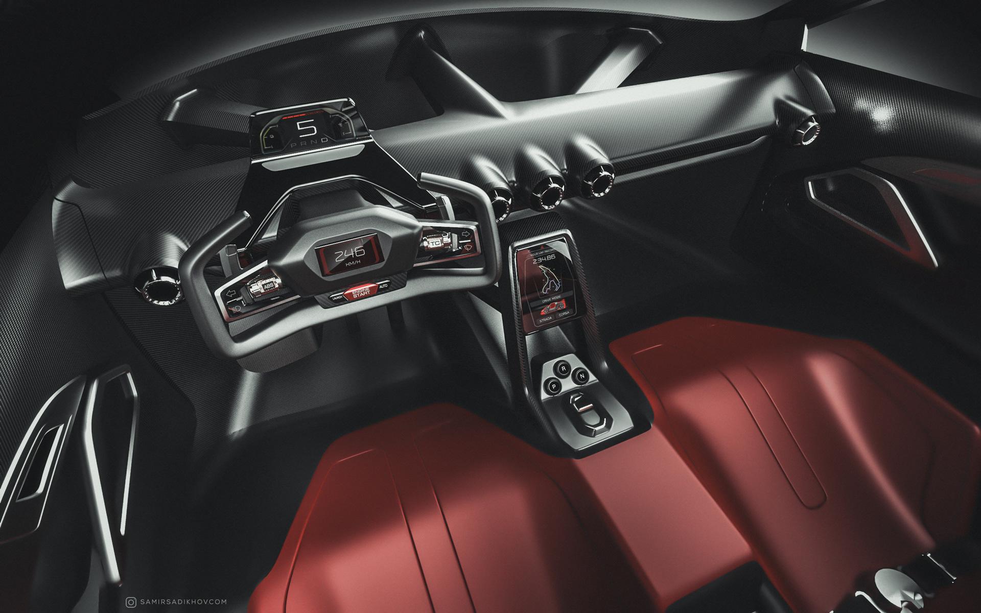 Ferrari F40 Tribute (17)