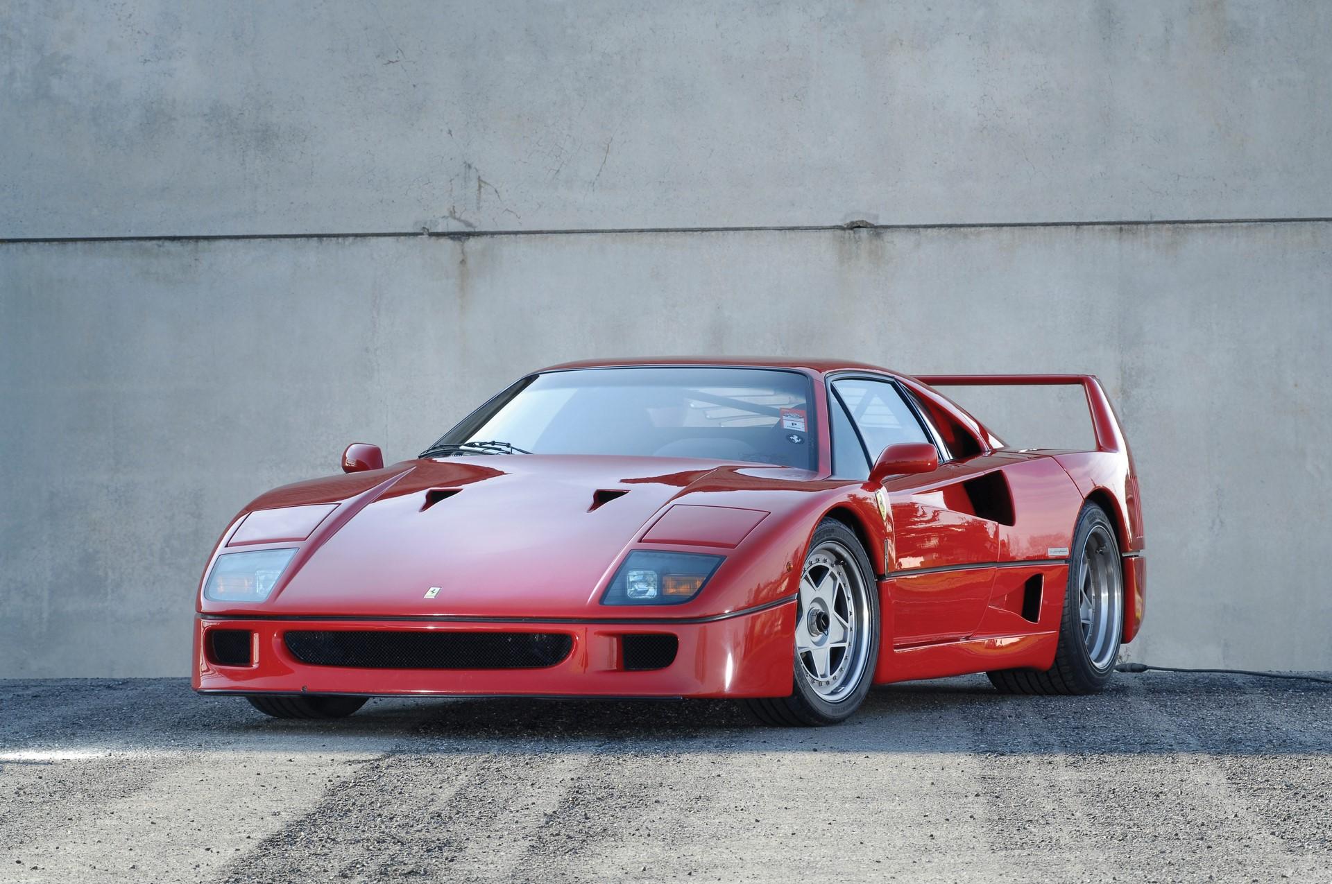 Ferrari F40 Valeo 1989 (1)
