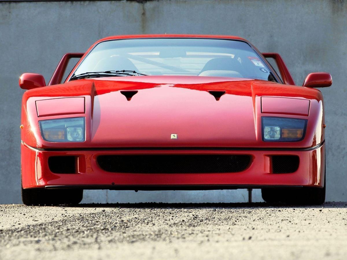 Ferrari F40 Valeo 1989 (2)