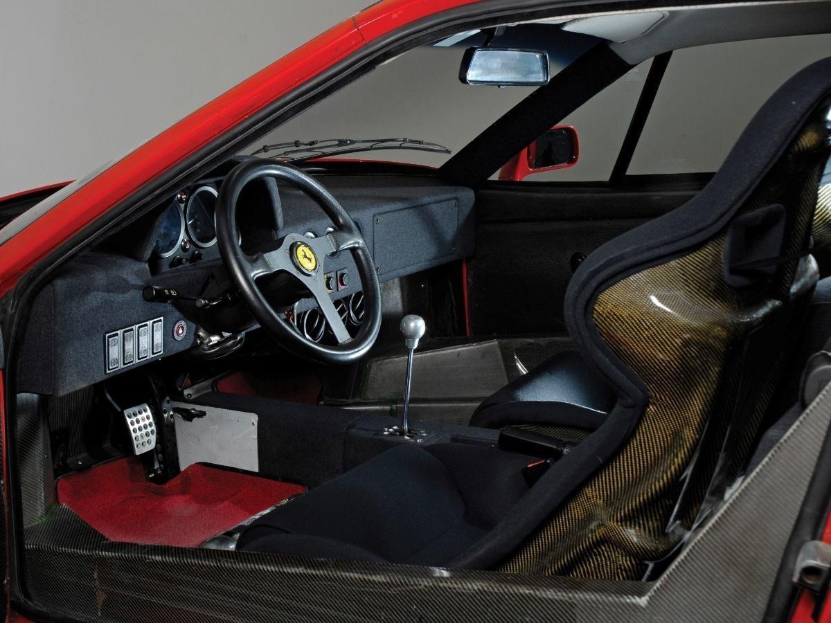 Ferrari F40 Valeo 1989 (3)