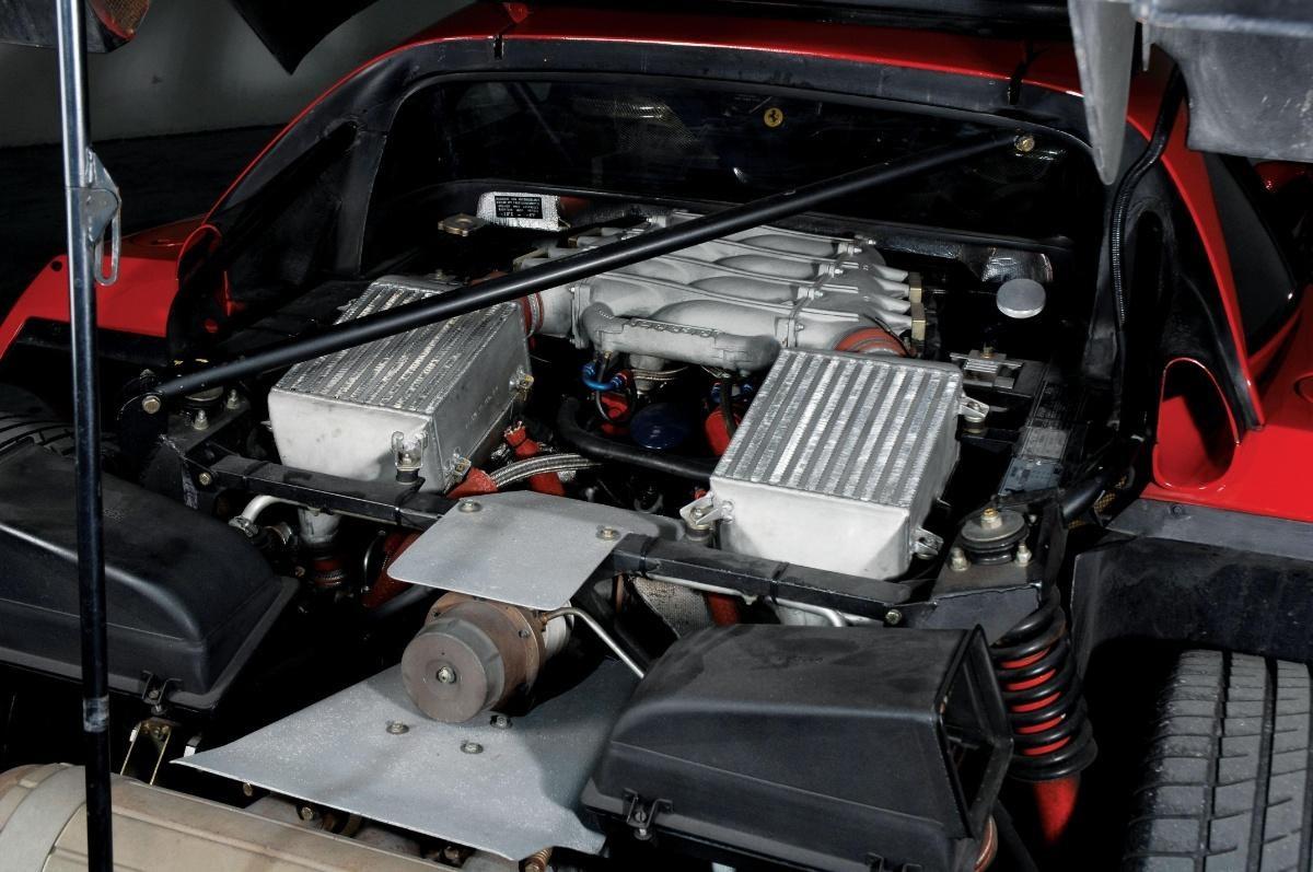 Ferrari F40 Valeo 1989 (6)