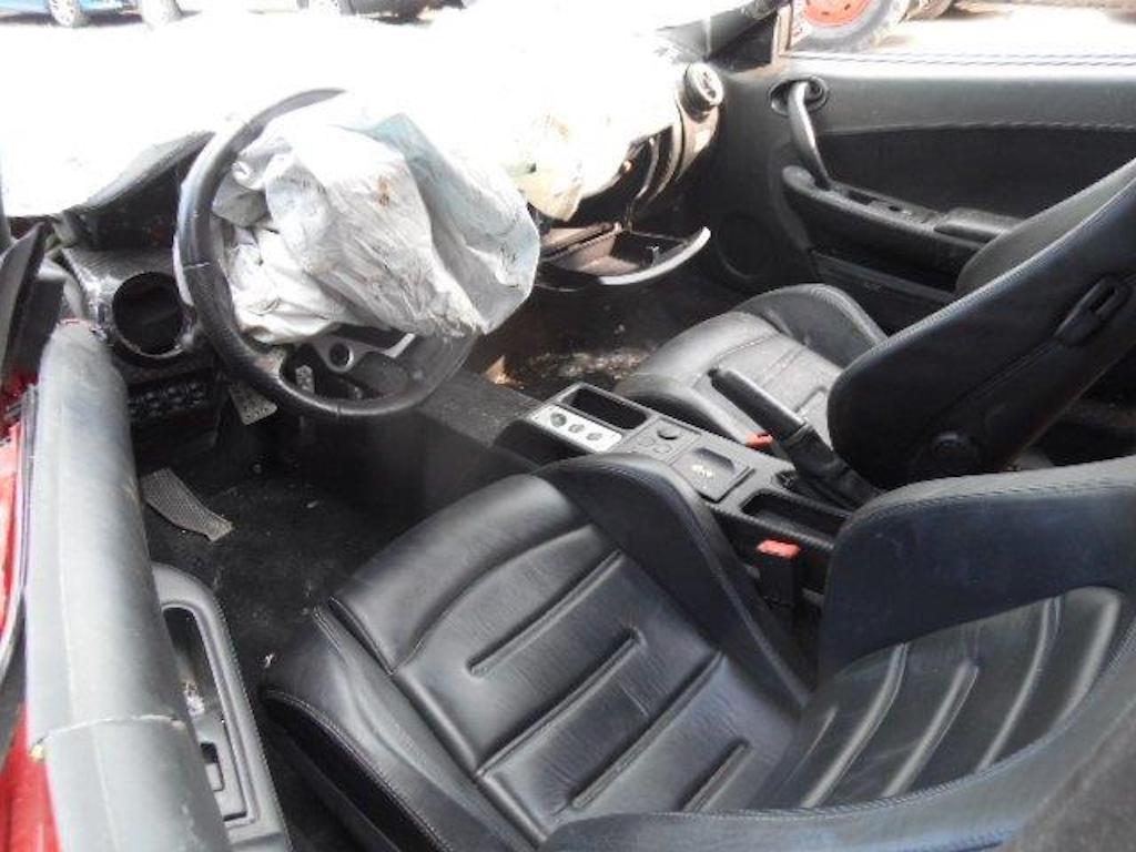 Ferrari F430 and Rolls Royce Ghost crash (5)
