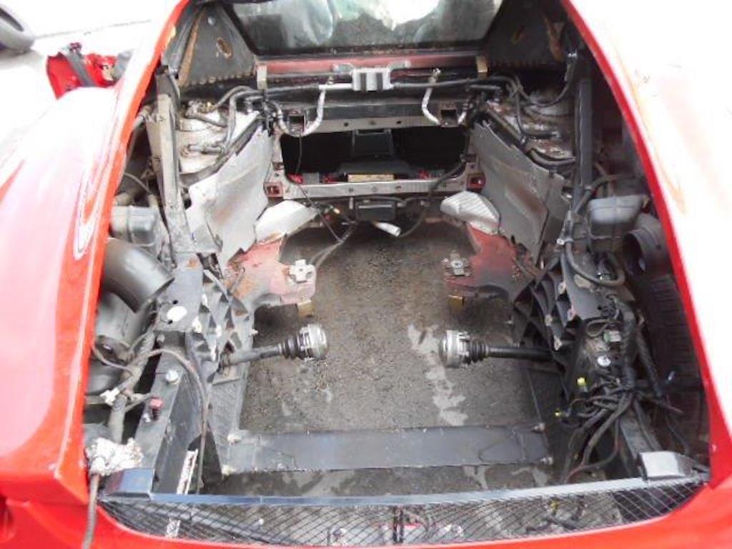 Ferrari F430 and Rolls Royce Ghost crash (6)