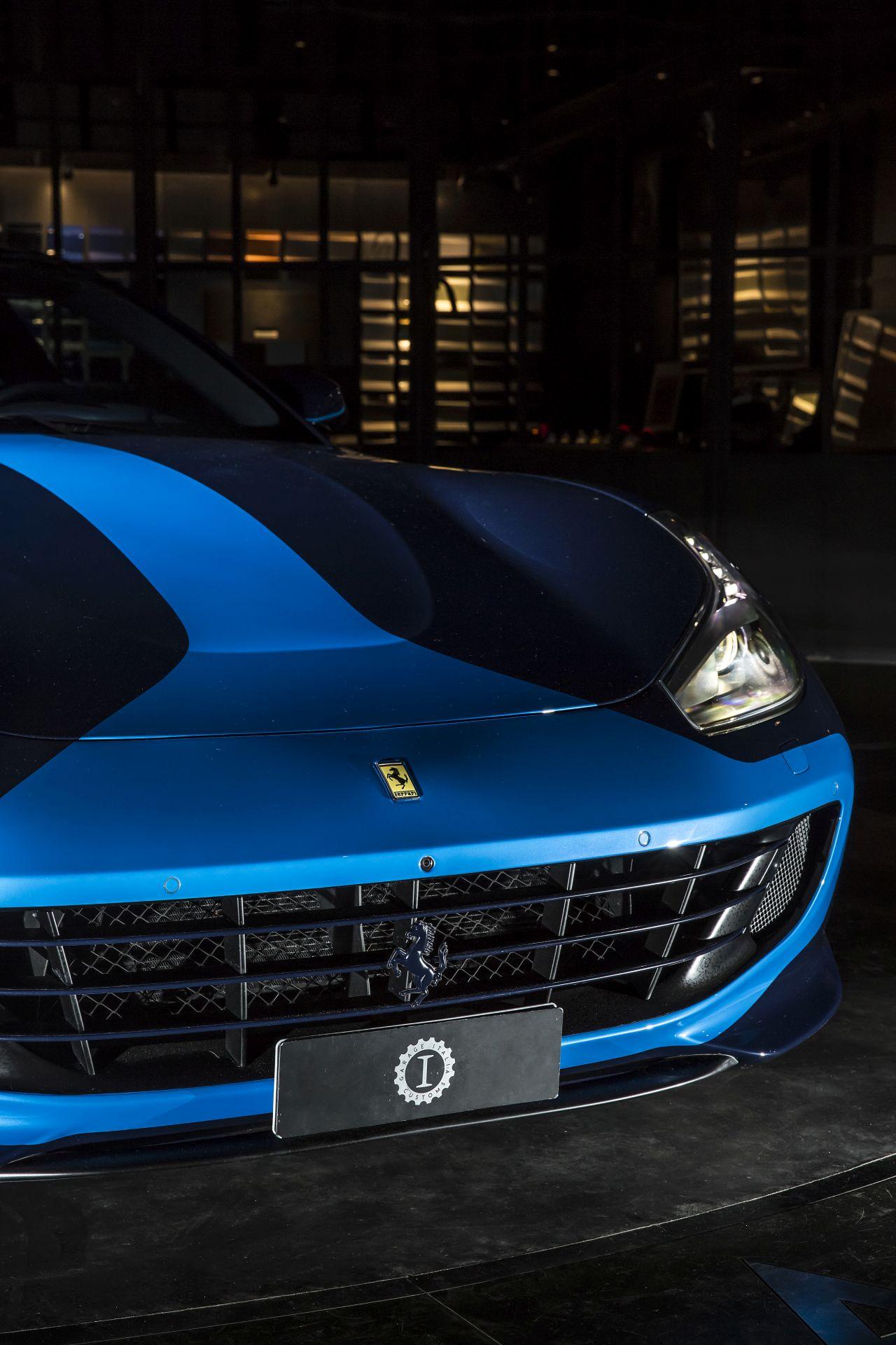Ferrari GTC4Lusso Azzurra (3)