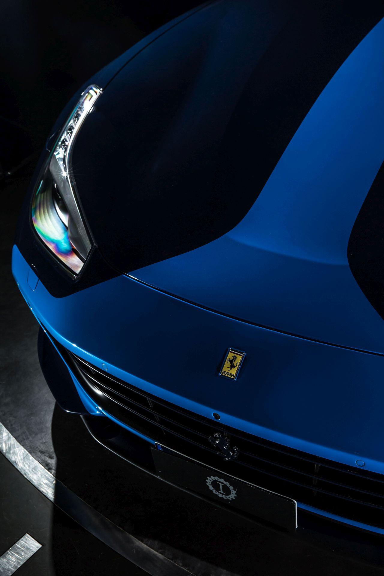 Ferrari GTC4Lusso Azzurra (39)