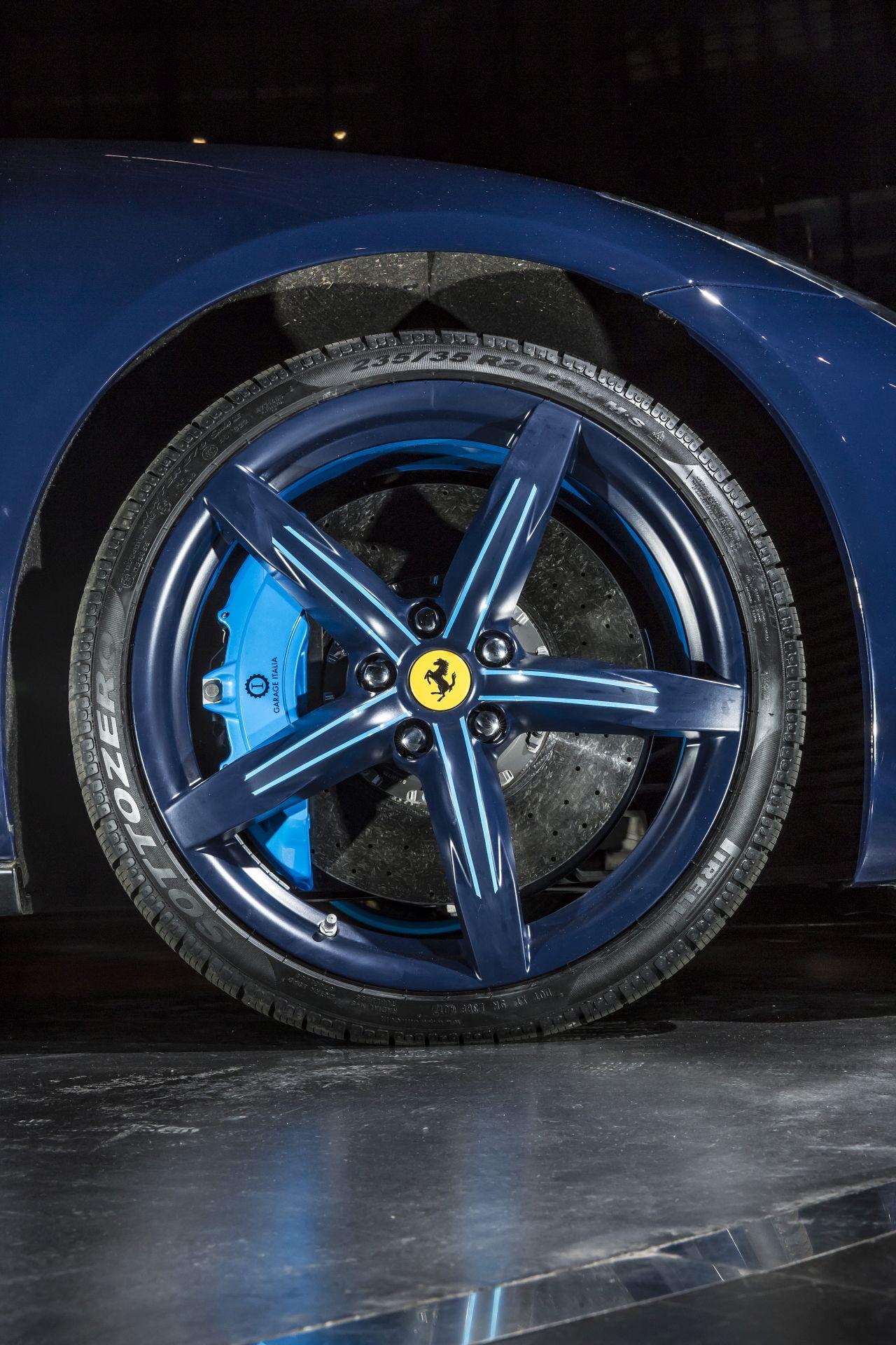 Ferrari GTC4Lusso Azzurra (7)