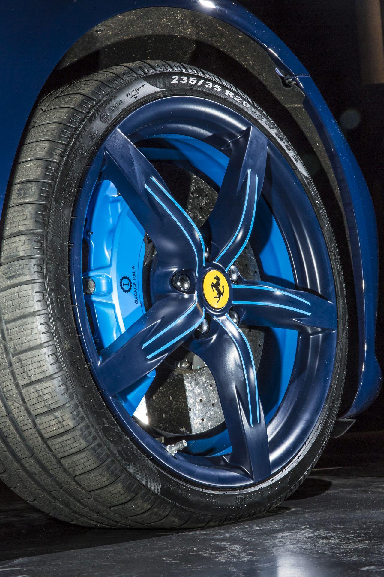 Ferrari GTC4Lusso Azzurra (8)