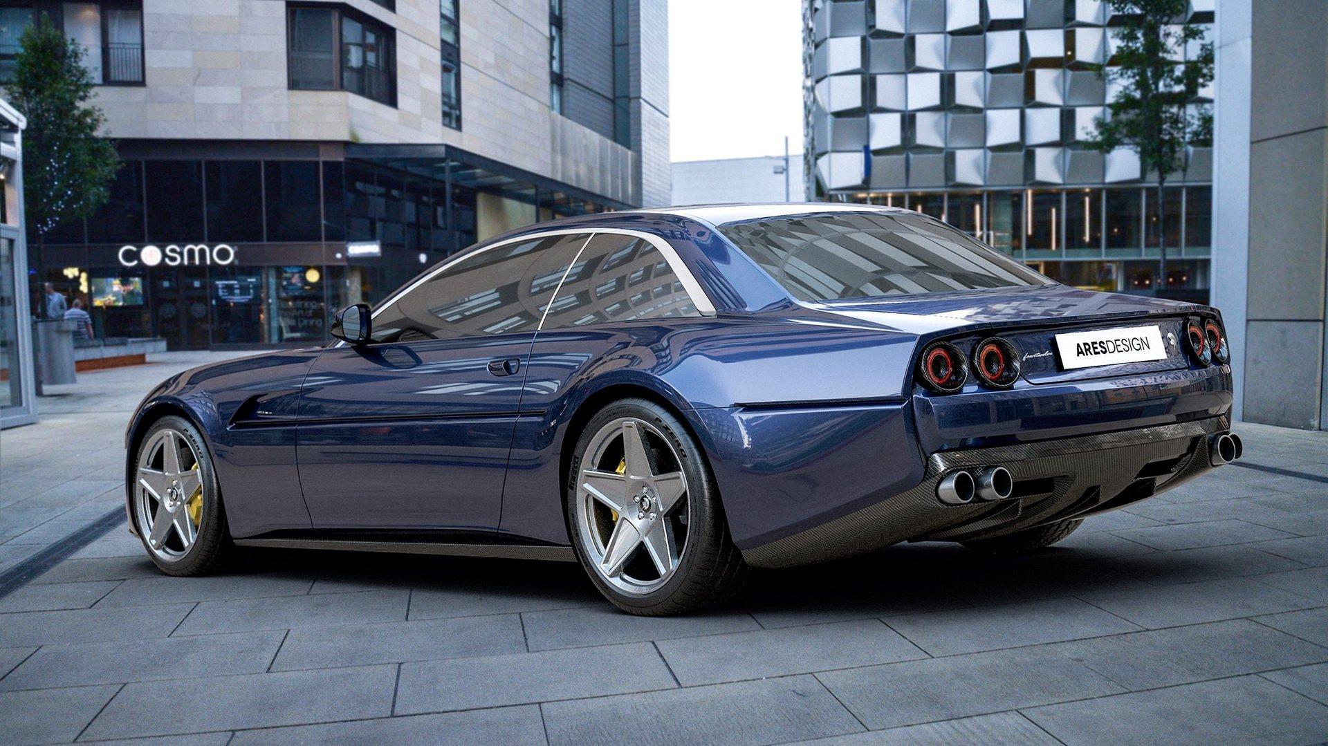 Ferrari GTC4Lusso by Ares Design (1)