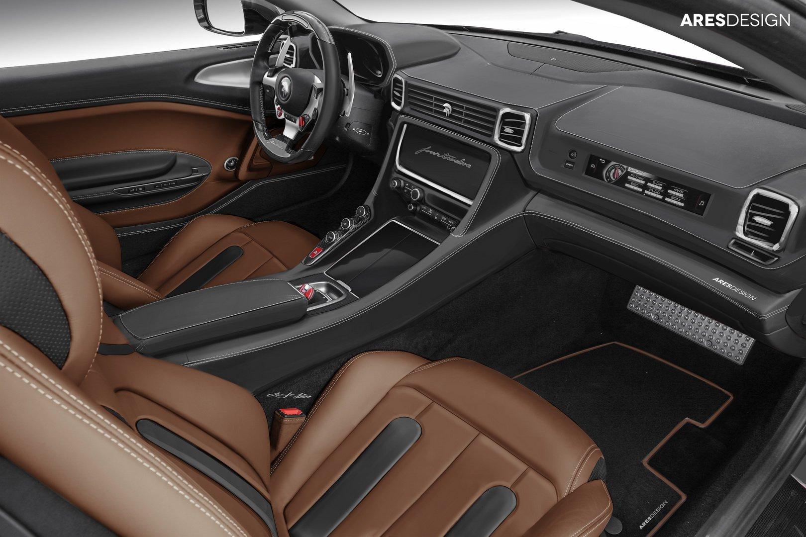 Ferrari GTC4Lusso by Ares Design (4)