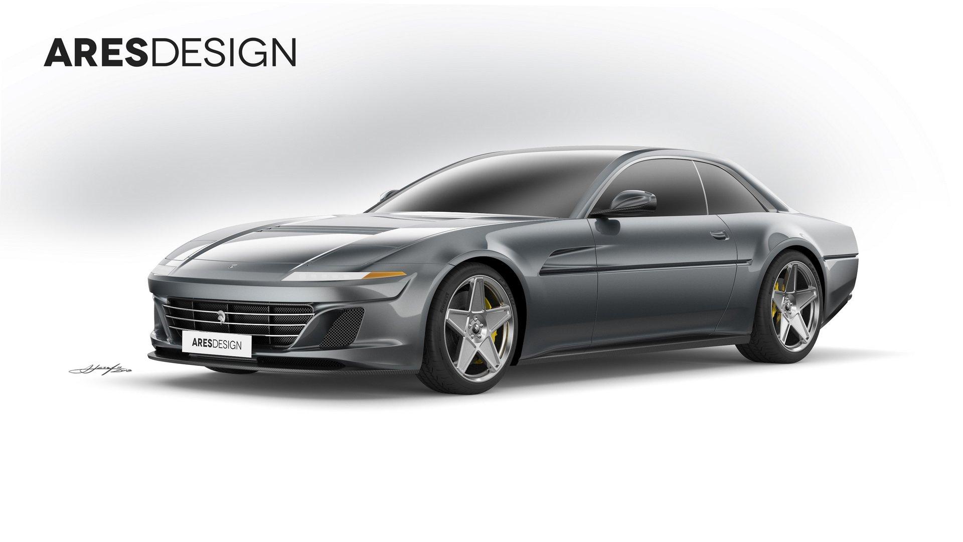 Ferrari GTC4Lusso by Ares Design (6)