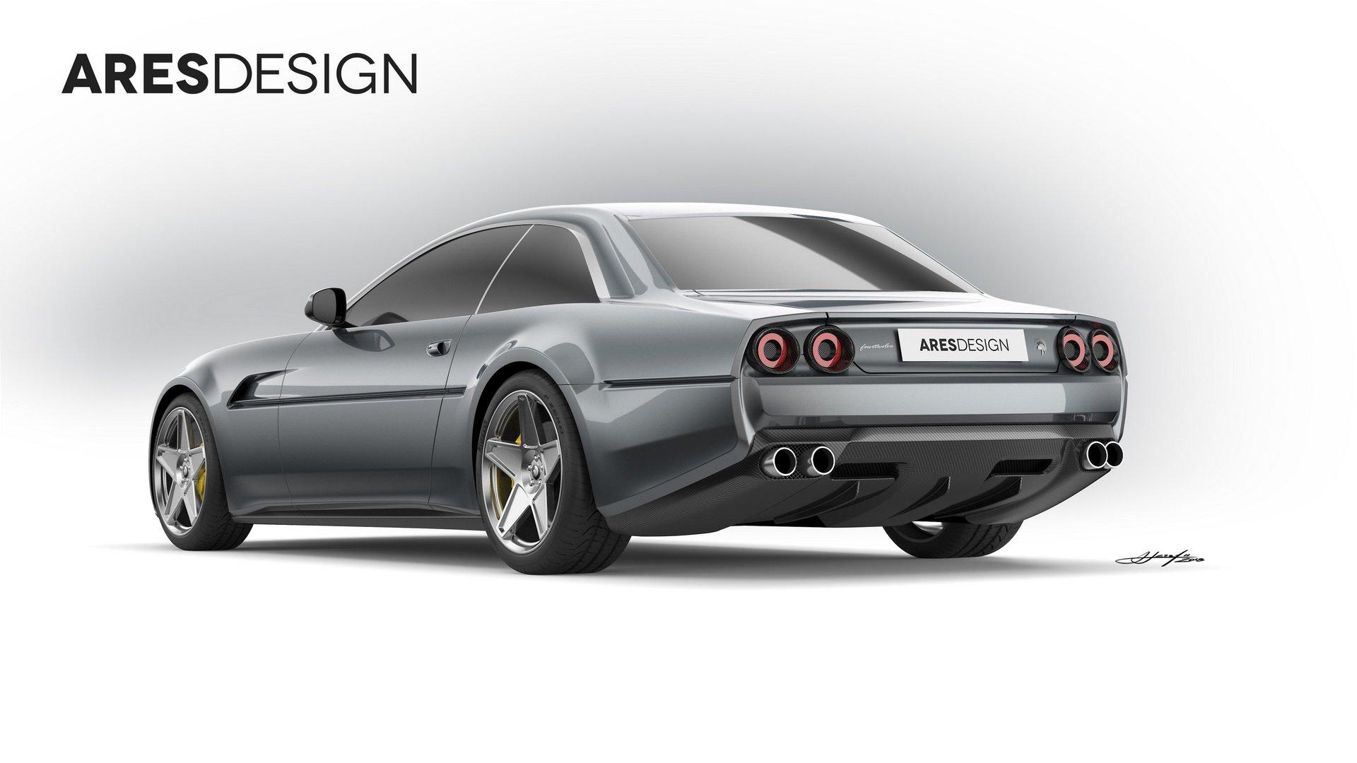 Ferrari GTC4Lusso by Ares Design (7)