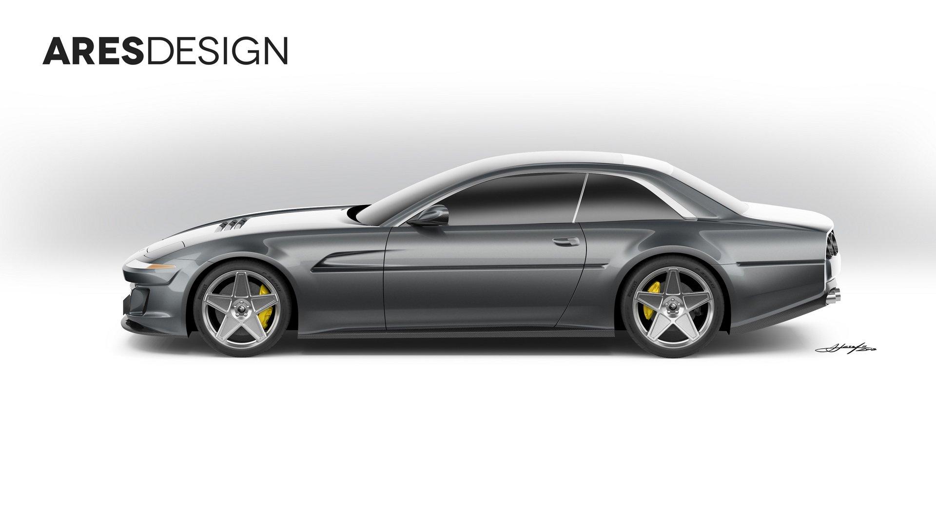 Ferrari GTC4Lusso by Ares Design (8)