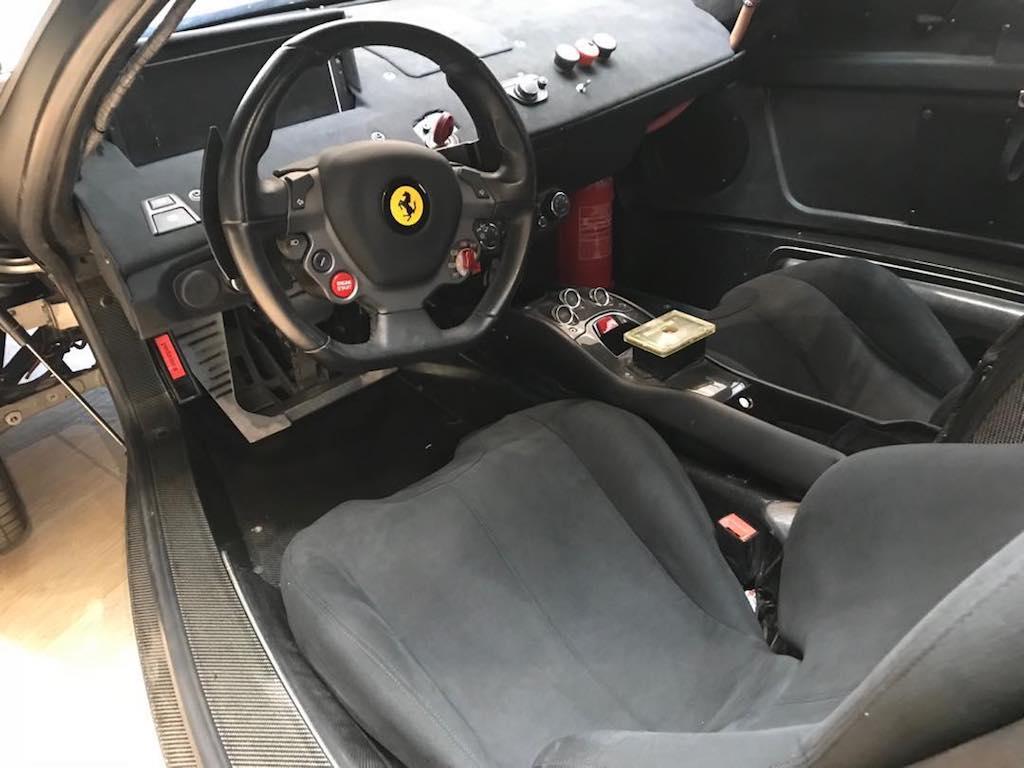 Ferrari LaFerrari test mule (4)