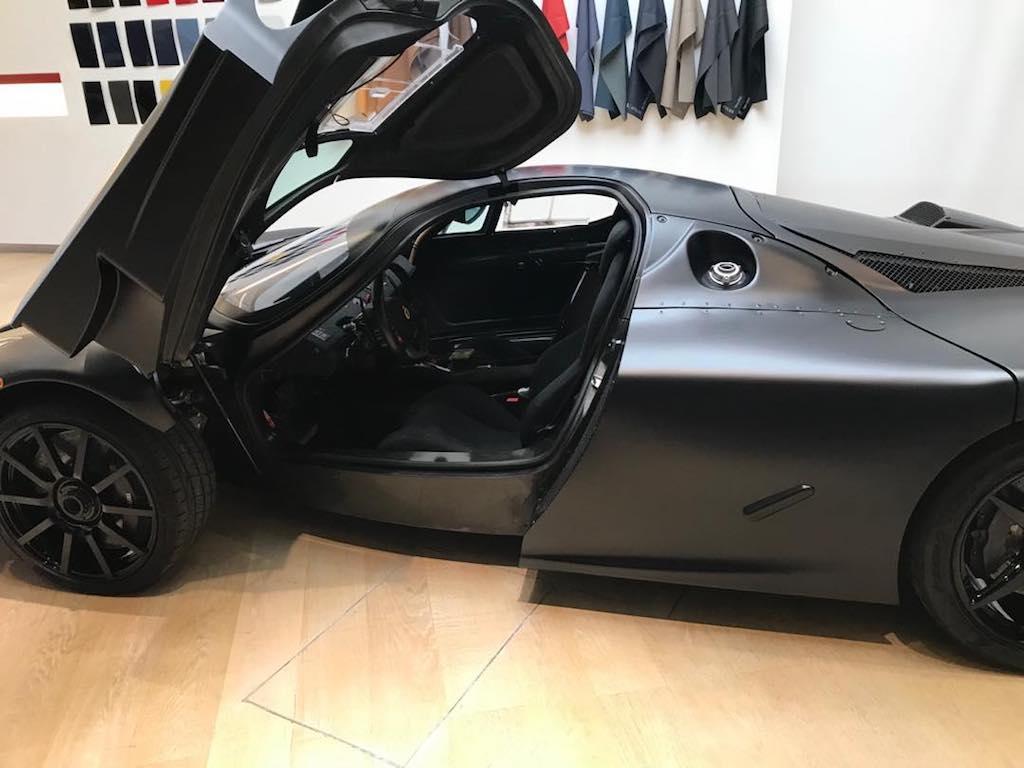 Ferrari LaFerrari test mule (5)