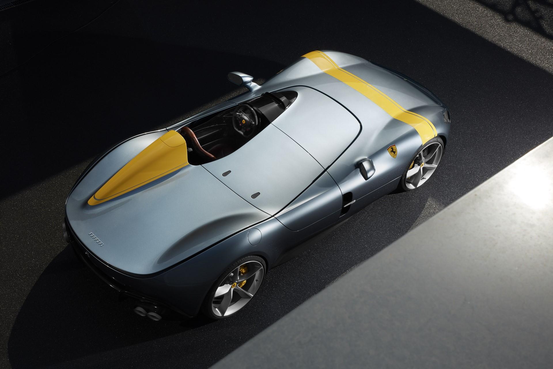 ί Ferrari Monza Sp1 Sp2 Autoblog Gr