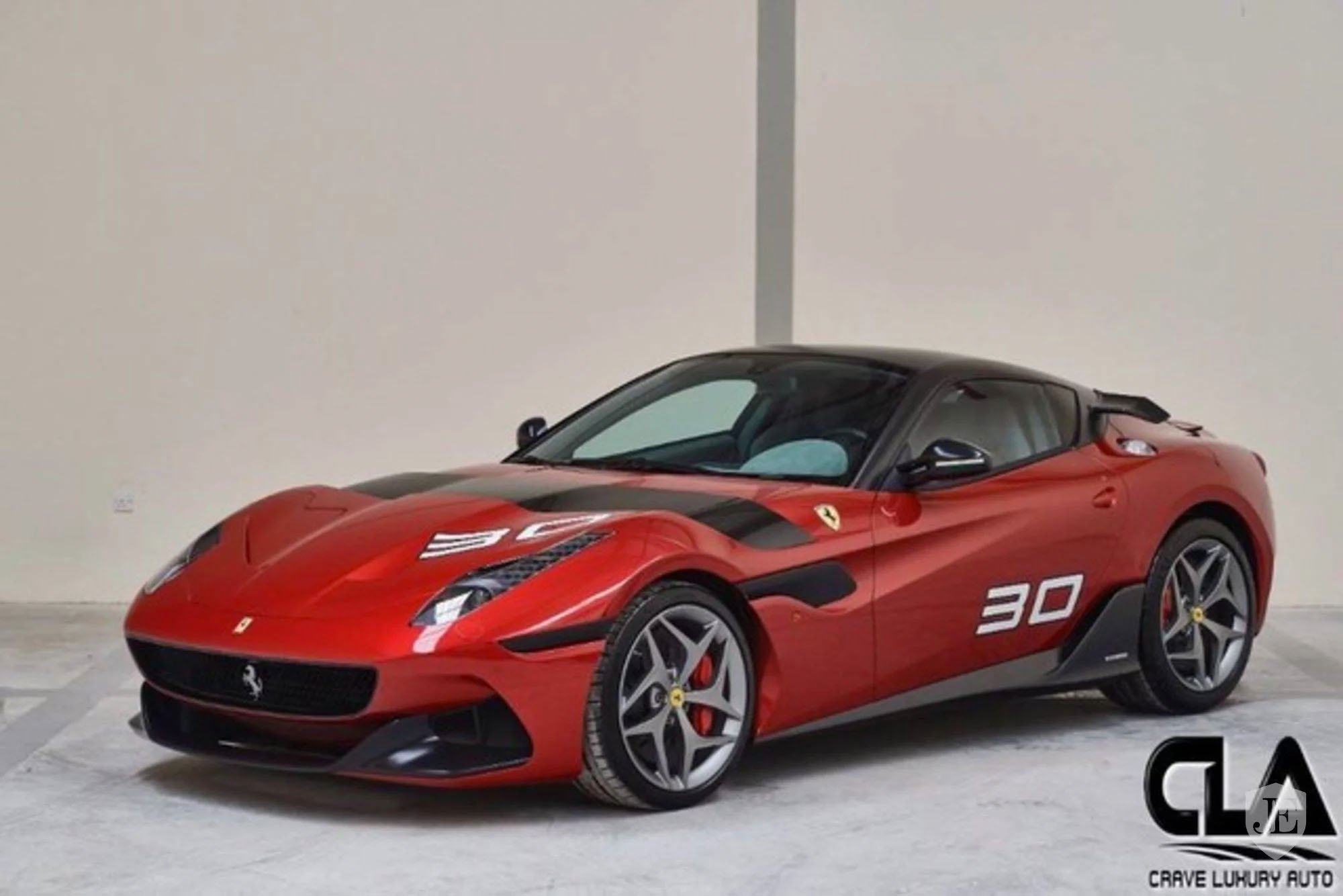 Ferrari SP30 one-off for sale (1)