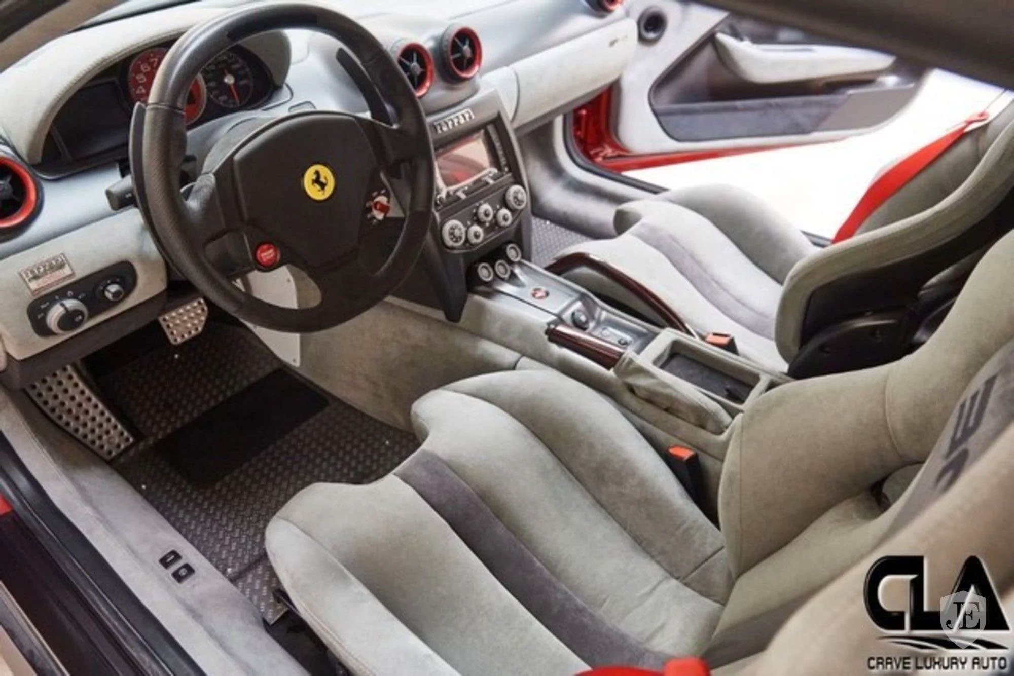Ferrari SP30 one-off for sale (12)