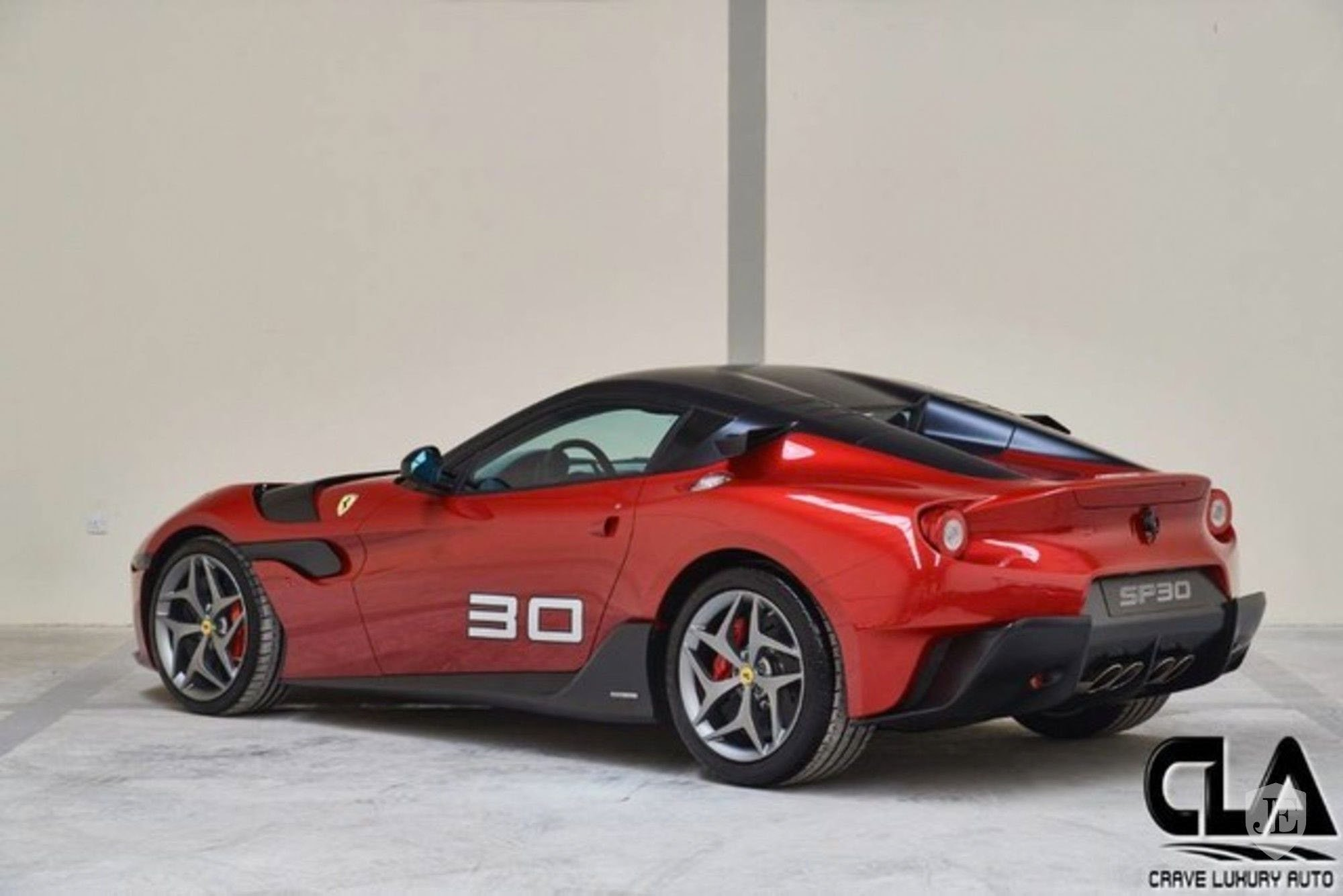 Ferrari SP30 one-off for sale (3)