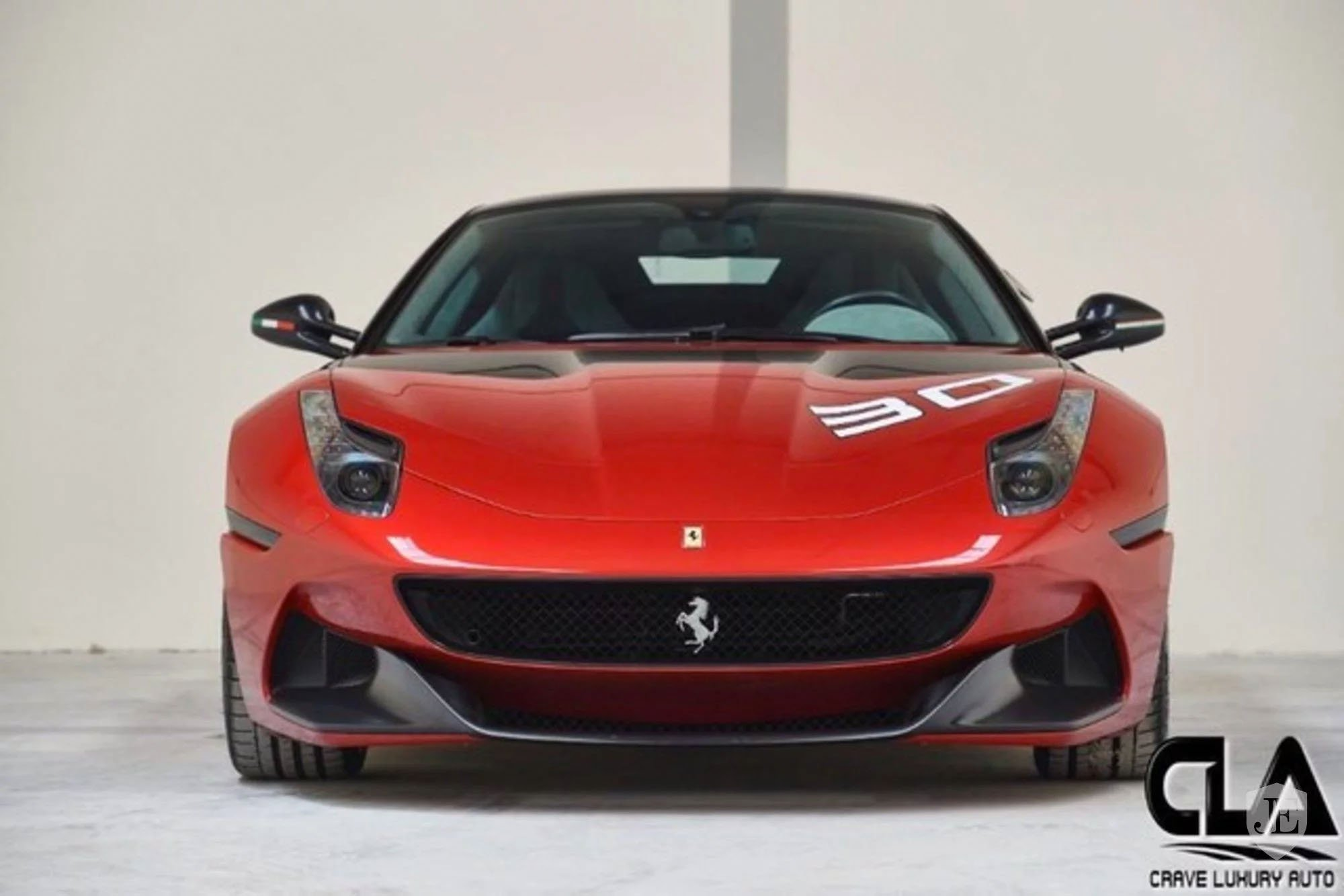 Ferrari SP30 one-off for sale (4)