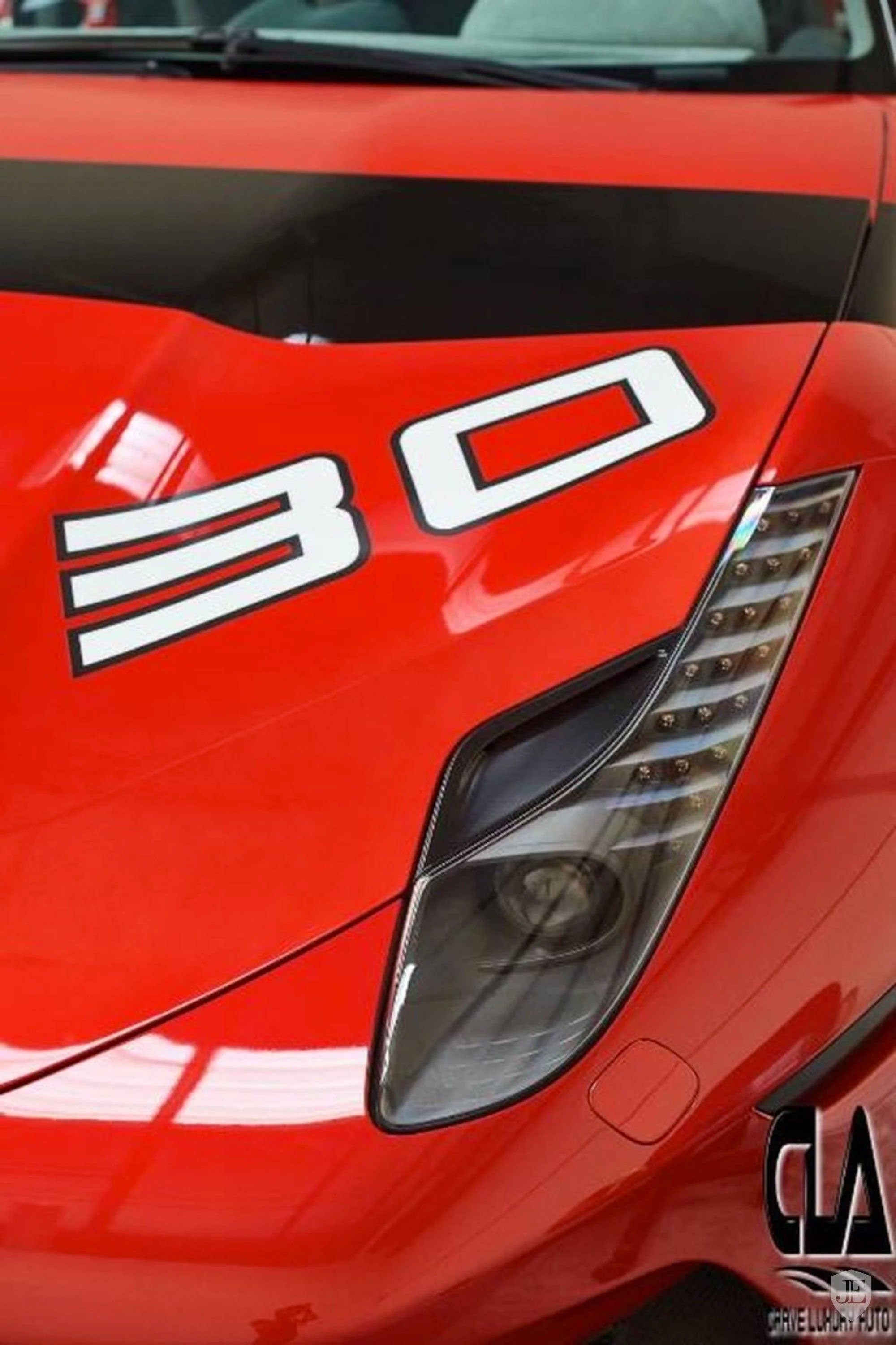 Ferrari SP30 one-off for sale (6)