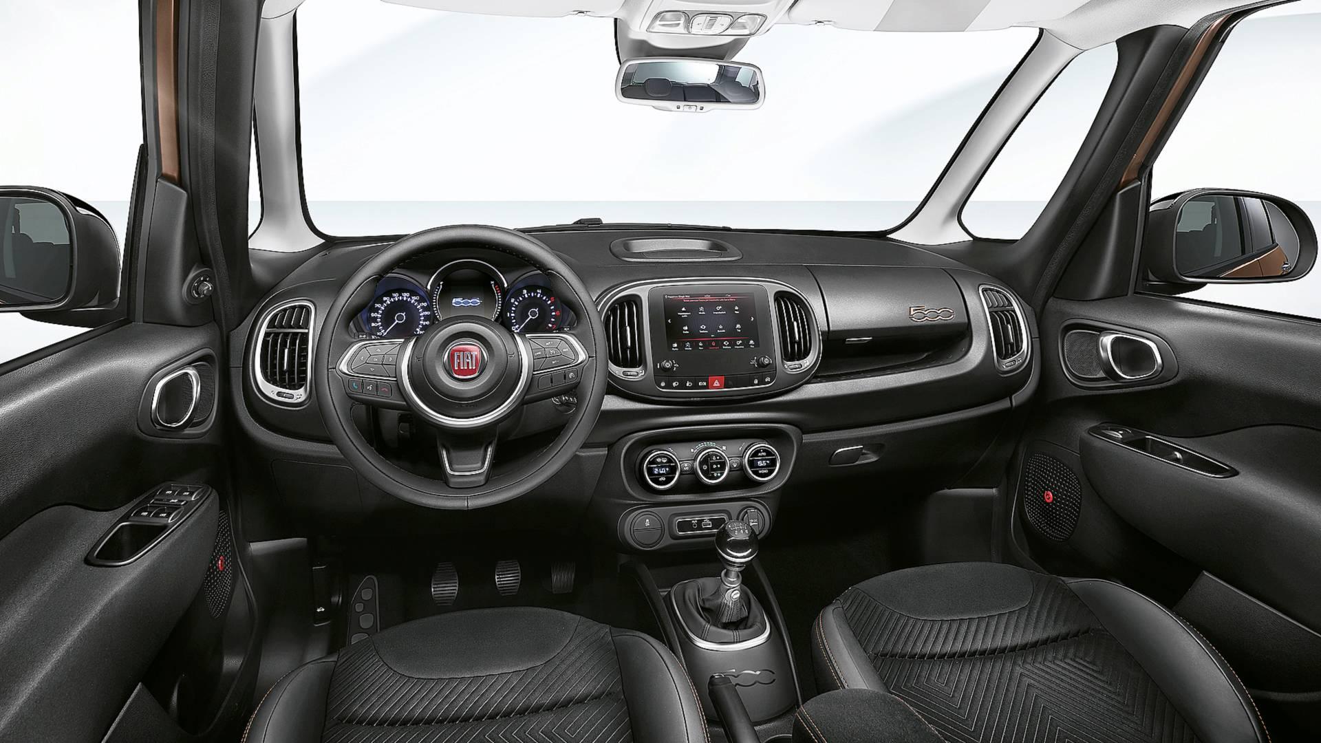 Fiat 500L S-Design 2018 (4)