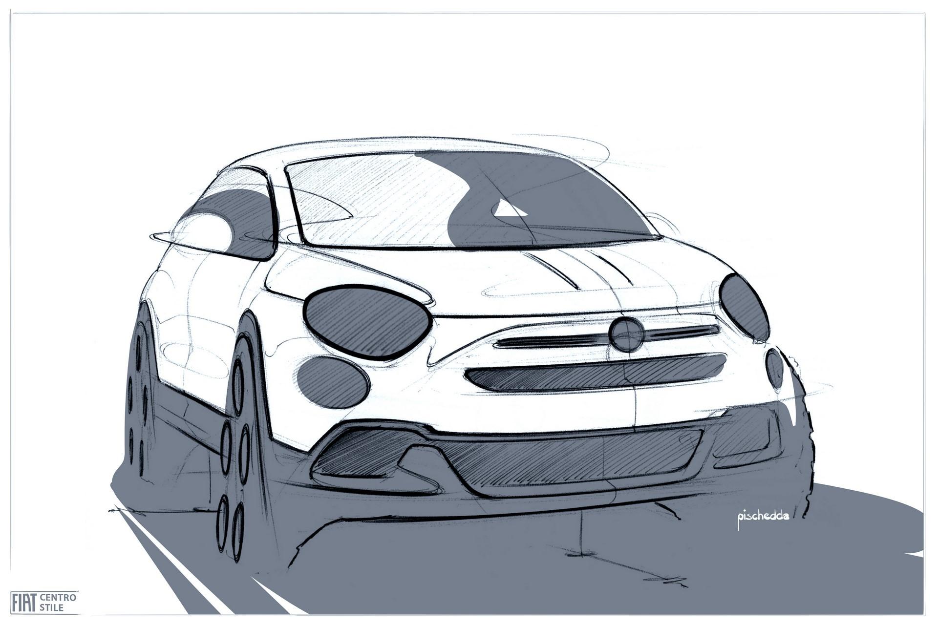 180828_Fiat_New-500X-sketch_01