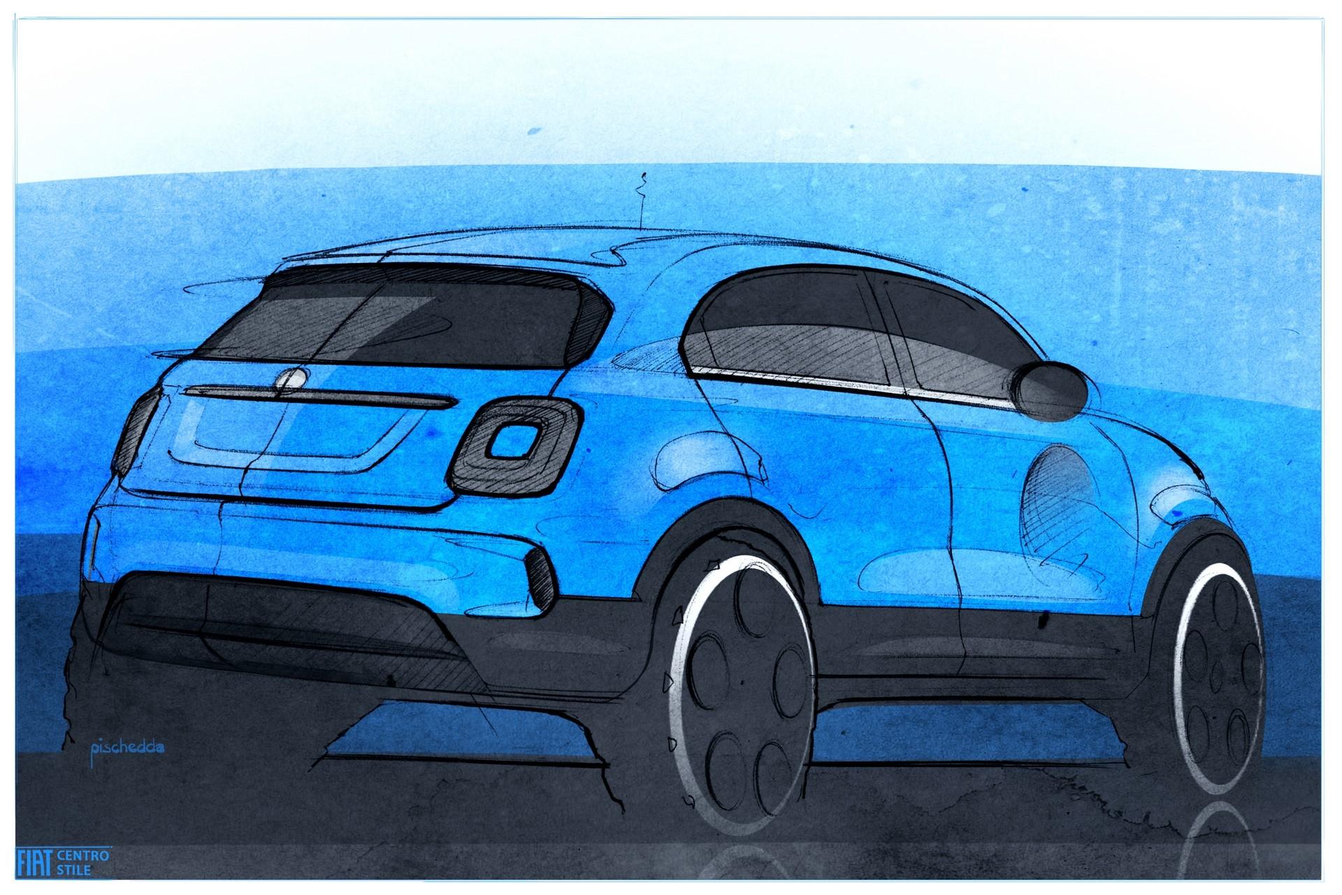 180828_Fiat_New-500X-sketch_04