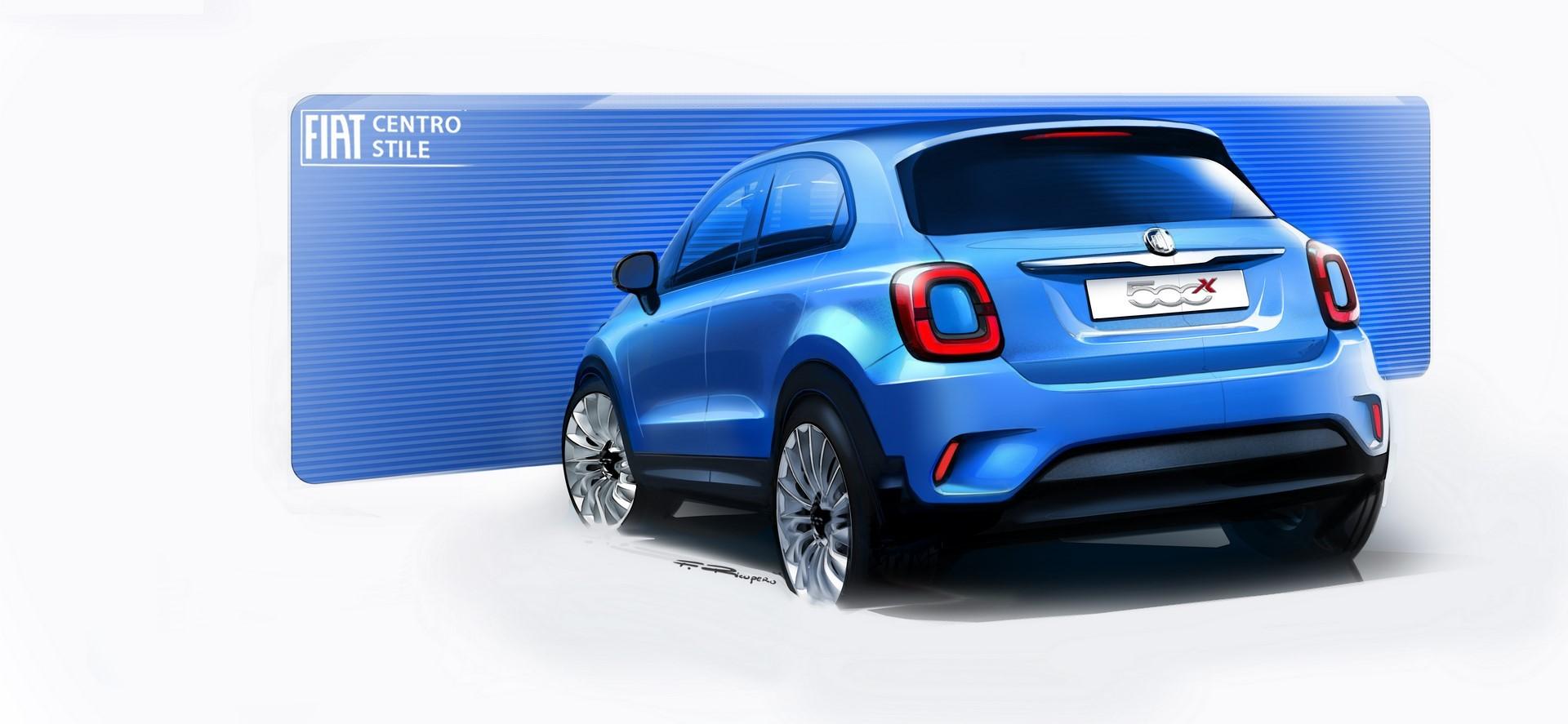 180828_Fiat_New-500X-sketch_07