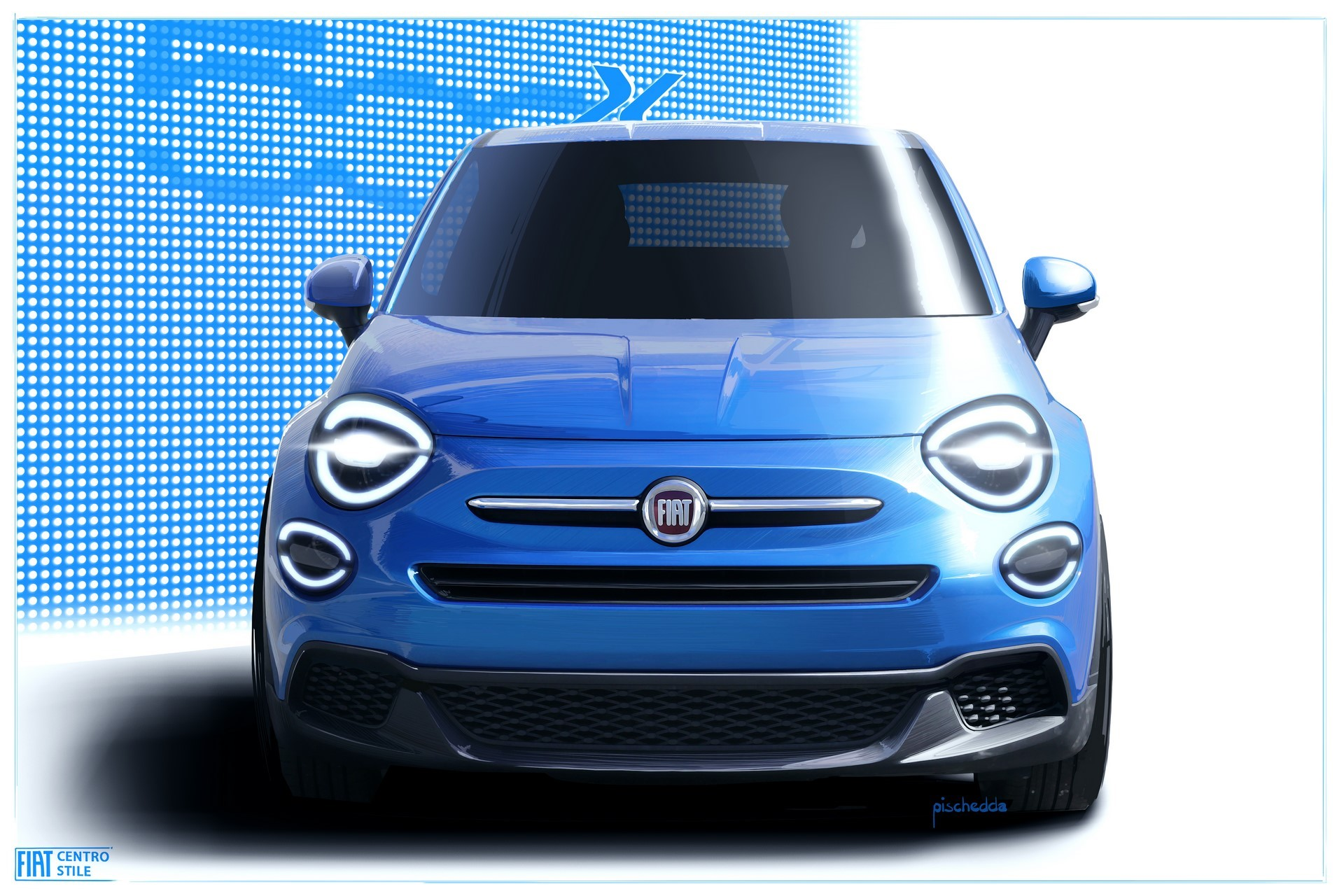 180828_Fiat_New-500X-sketch_11