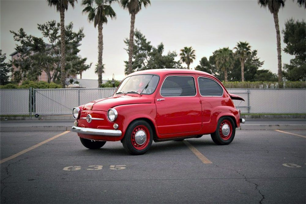 1959 Fiat 600 with Mazda engine (1)