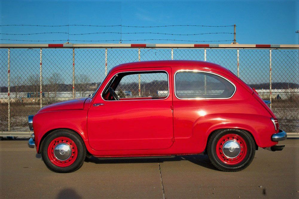 1959 Fiat 600 with Mazda engine (2)
