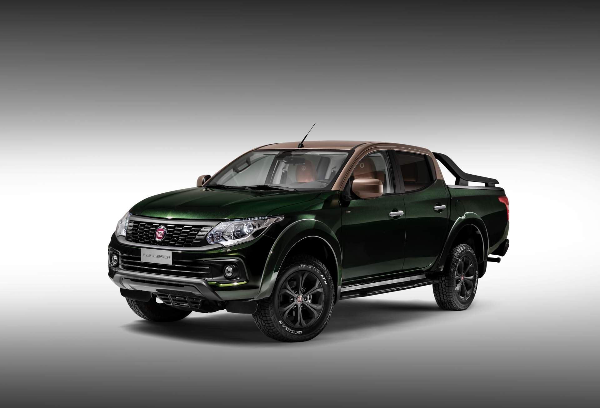 fiat fullback cross concept by garage italia customs. Black Bedroom Furniture Sets. Home Design Ideas