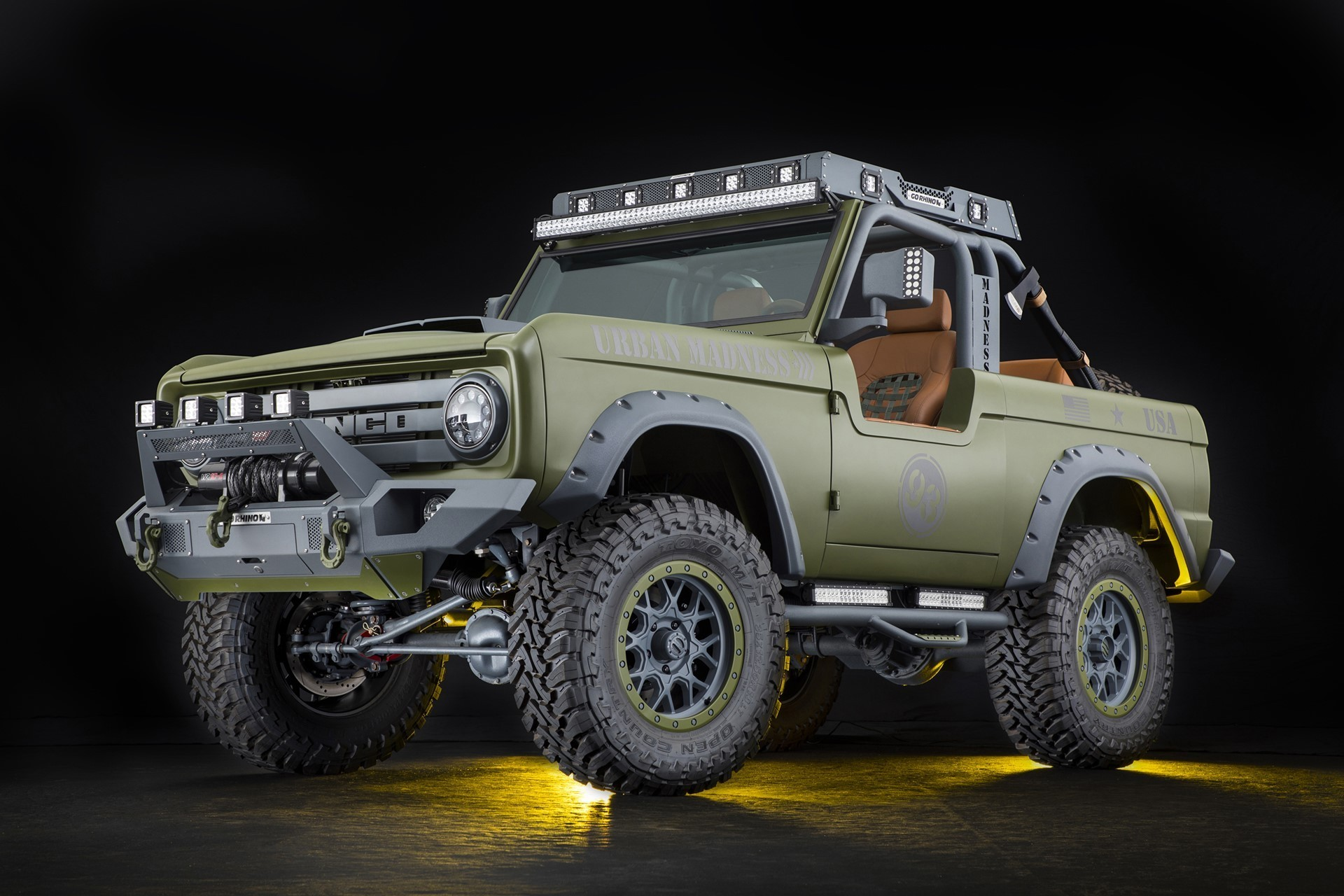Ford Bronco restomod (1)