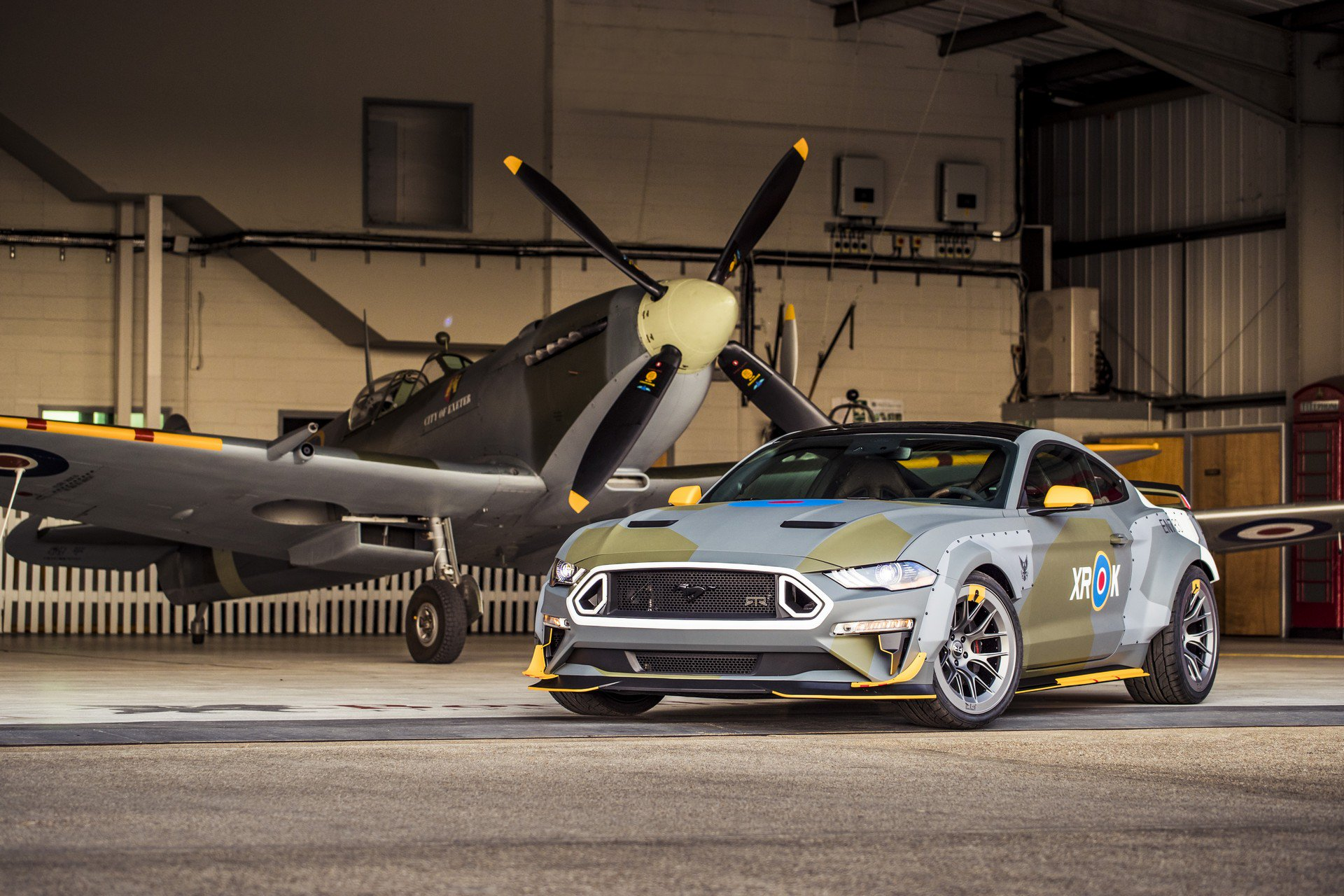 Ford Eagle Squadron Mustang GT (1)