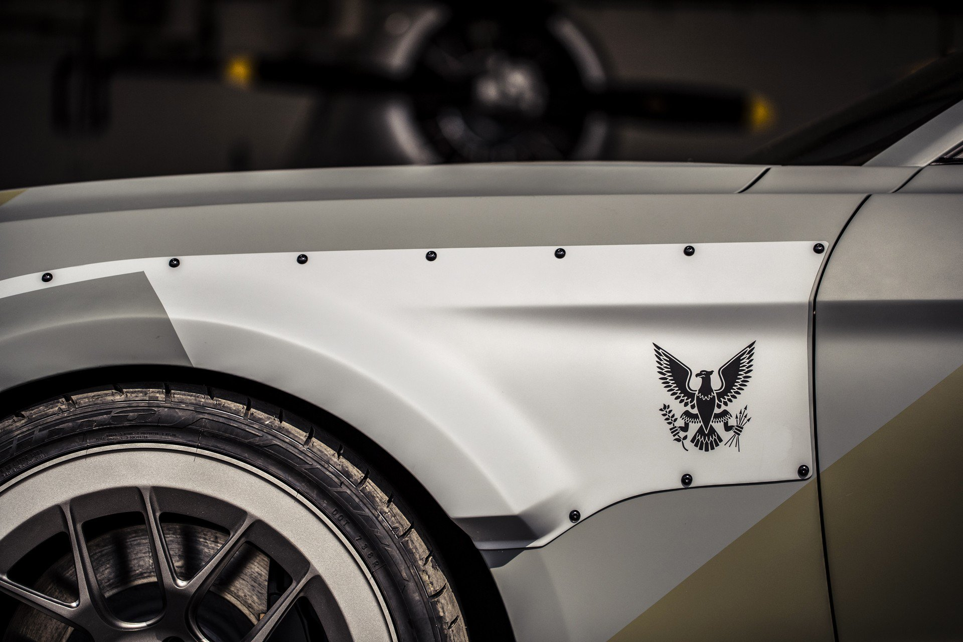Ford Eagle Squadron Mustang GT (18)