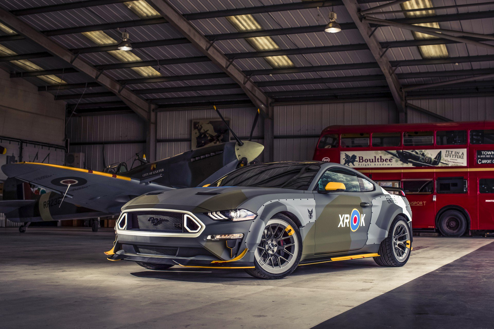 Ford Eagle Squadron Mustang GT (3)